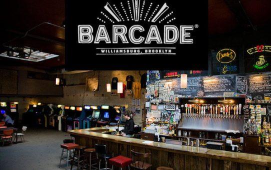 Arcade Bars, bares con videojuegos clásicos